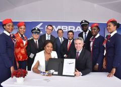 Air Peace signs firm order for three additional Embraer Jets