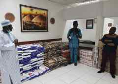 Covid-19: Nigerian community in Botswana donates N1.5m,  food items to host country