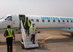 United Nigeria Airlines to conduct inaugural flight Friday