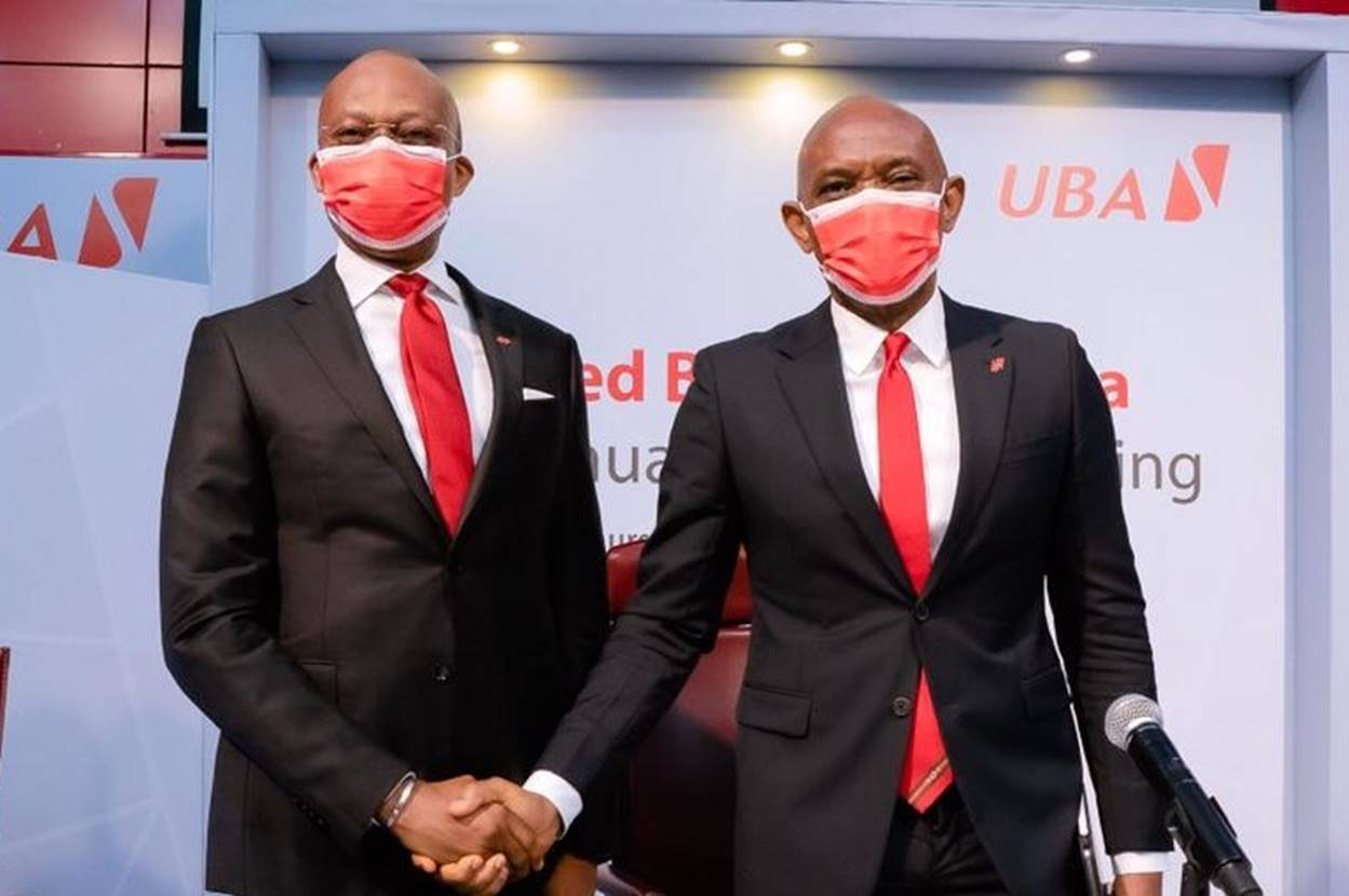 UBA well-positioned to benefit from recovery trends in 2021 - Elumelu -  Nigerian Frank News