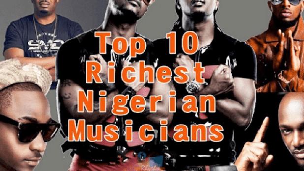richest Nigerian musicians