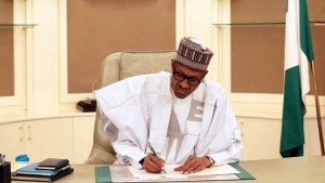 Buhari signs revised 2020 budget of N10.8 trillion