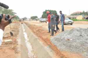 Niger state government warns contractors, vows not to compromise quality, standard on road projects