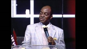 If invited to become #Nigeria's #President, I'll consider  it demotion - #Oyedepo