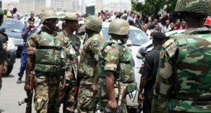 #Breaking!!! 2 Female Soldiers killed by reckless Keke rider in Gambari