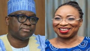 #Ayo #Fayose Mourns the passing of his Elder Sister