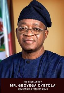 #Uniosun: Governing Council Commends #Oyetola for giving it Autonomy to Operate