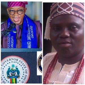 12thYear #Anniversary: #Oyetola Felicitates with Aragbiji, Affirms He's #Father To All