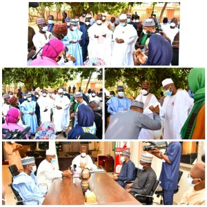 #PMB Condoles Family, #NigerState Government,  People Over Demise Of foremost #Islamic Scholar, Sheikh Ahmed #Lemu