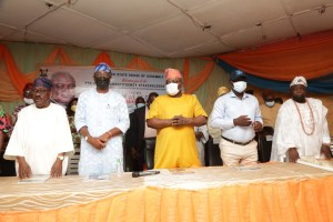 #Townhall meeting: #Obasa, stakeholders, speaks on dire need to curb #drug abuse in #Nigeria