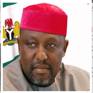 Political future of Igbos rest in APC – Gov. Rochas Okorocha