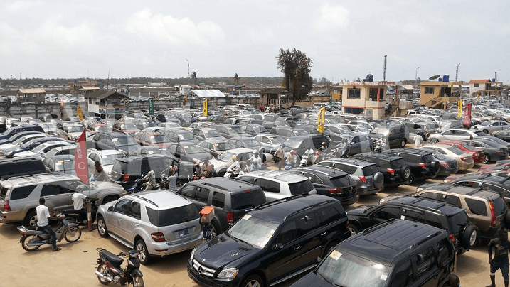 used car prices in nigeria