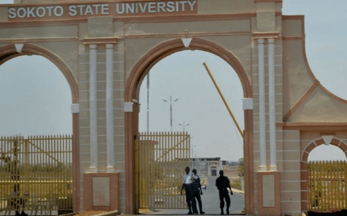 sokoto state university school fees