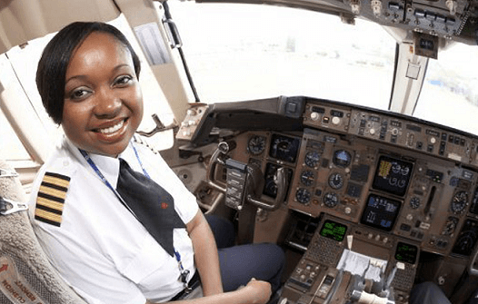 pilot salary in nigeria