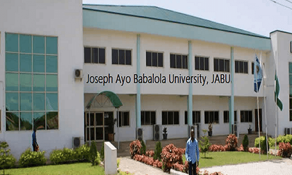 Joseph Ayo Babalola University (JABU). Photo: Nigerian Price