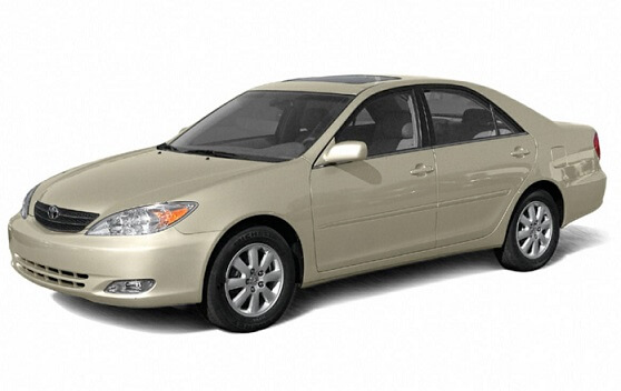 toyota camry 2005 price in nigeria
