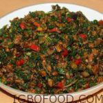 How to Cook Achicha Ede