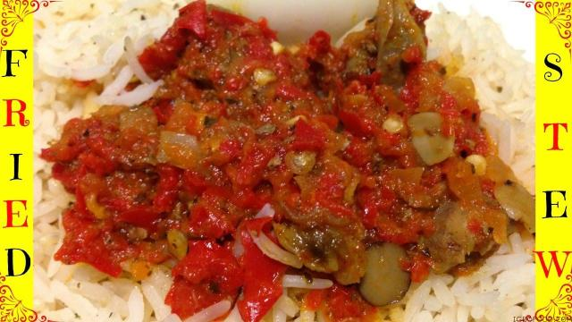 How to cook Pepper Rice Stew