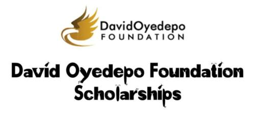 david-oyedepo-foundation-scholarships