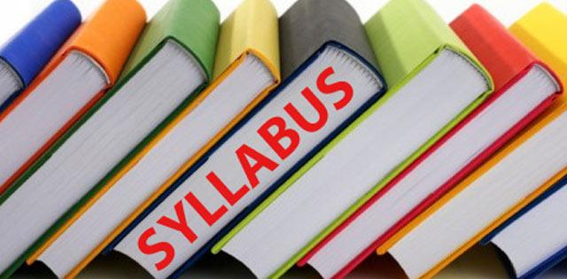 jamb cbt syllabus