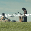 2017 OneBeat International Residency Program for Innovative Musicians
