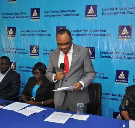 LearnAfrica Stock