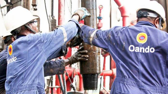 Why Shares of Oando is Rising Amidst Huge Debt.