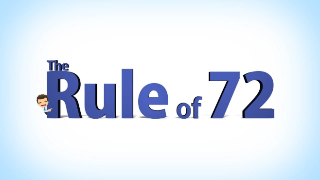 How Rule of 72 Can Help You Invest & Retire With More Cash