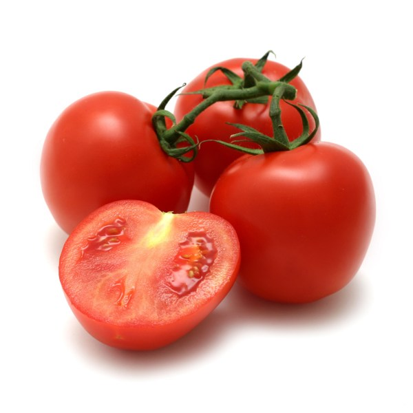 tomatoes for smooth skin
