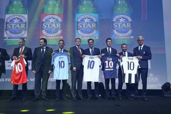 Star Football Brand Officials