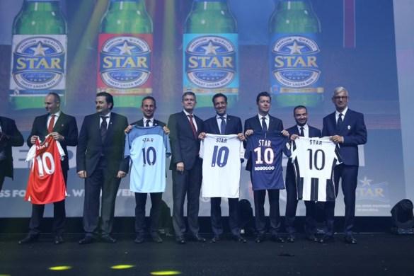 Star Football Brand Officials