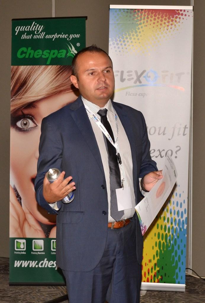 Mr. Marek Siekiera Owner, Chespa Poland.
