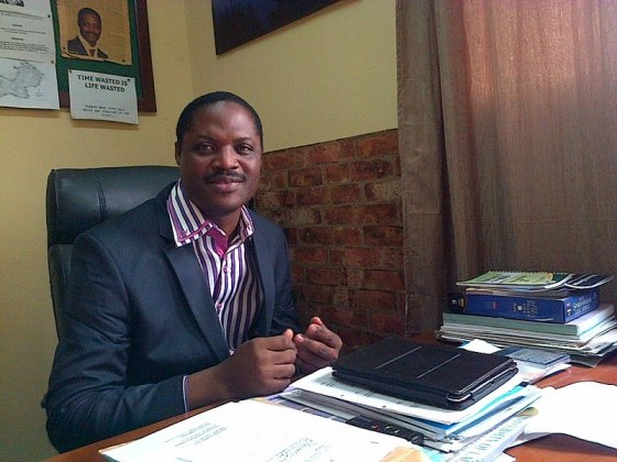 Prof  Timothy Nubi