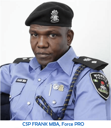 Frank Mba Police PRO