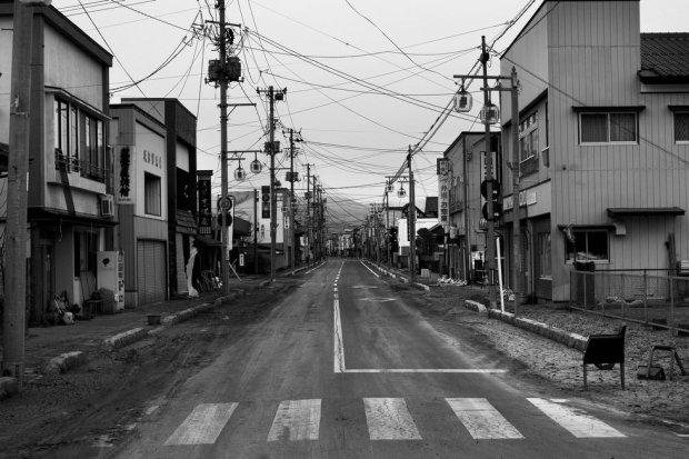 deserted area