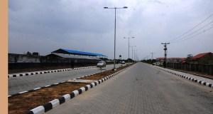 Ogun roads in 2015