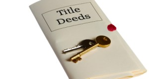 Land title documents