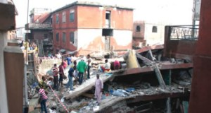 building collapse tribunal report
