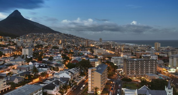 African real estate growth