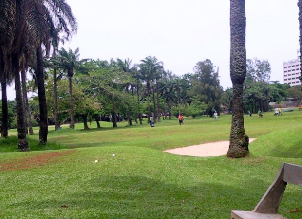Ikoyi Golf Course