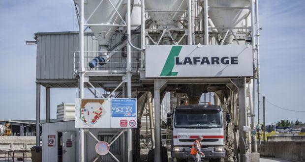 Lafarge Group and Holcim
