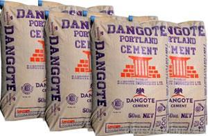 DAnote cement profit