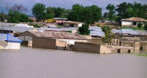 Rainstorm destroys 200 residential houses and shops in Zaria