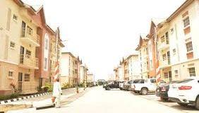 mushin housing estate