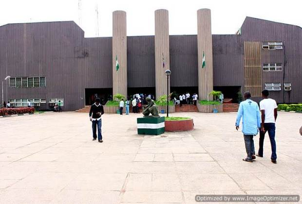 Uniben Auditorium is the cynosure of all eyes