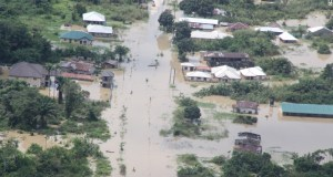 Flood in Nigeria