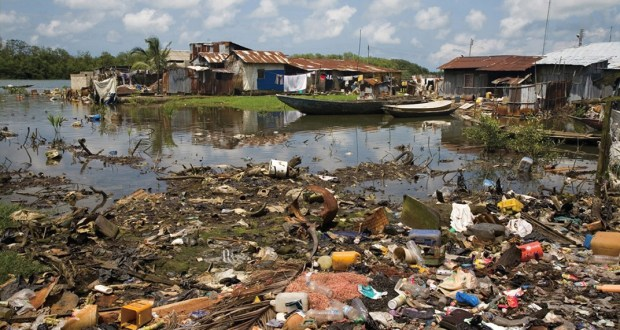 Poverty and environmental degradation in Lagos