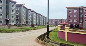 Lagos State Commissioner For Housing Tours Project Sites