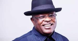 Fire guts a section of Ebonyi government house office