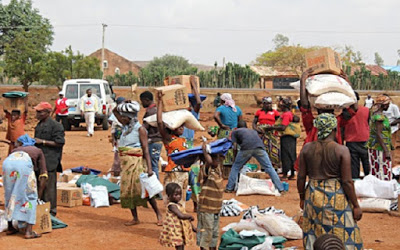 Image result for Internally Disp;laced Persons in nigeria